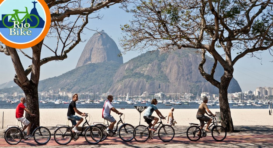 Cycling in Rio De Janeiro